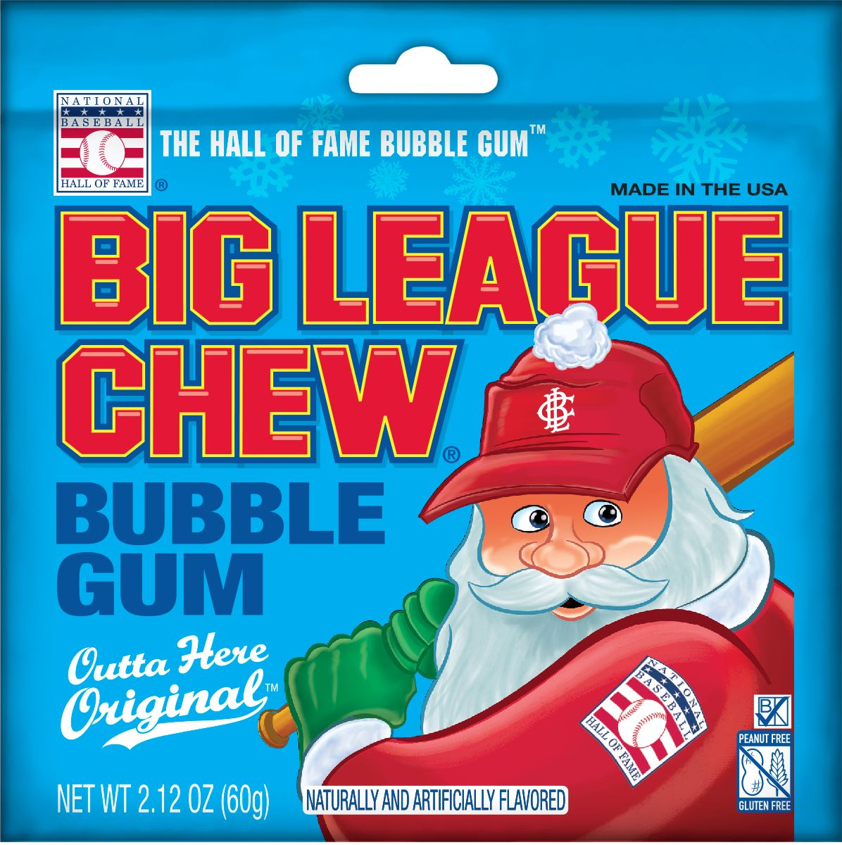 Big League Chew Bubble Gum Big League Chew
