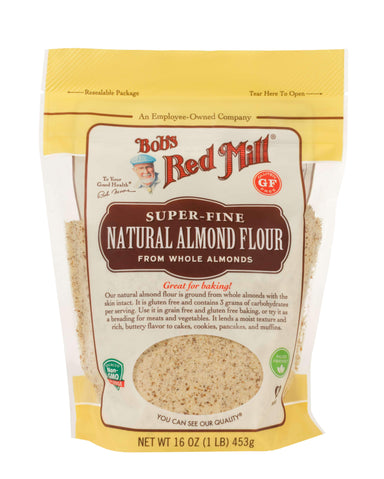 Bob's Red Mill Almond Flour Bob's Red Mill Natural 16 Ounce