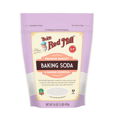 Bob's Red Mill Baking Soda Bob's Red Mill 16 Ounce