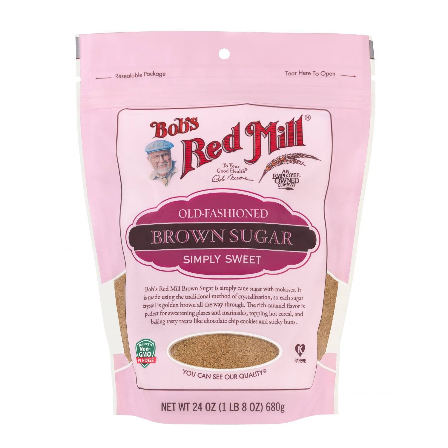 Bob's Red Mill Brown Sugar Bob's Red Mill 24 Ounce