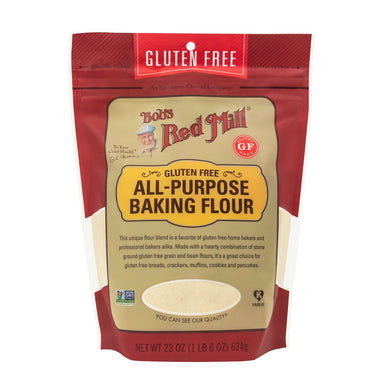 Bob's Red Mill Gluten Free All Purpose Baking Flour Bob's Red Mill 22 Ounce