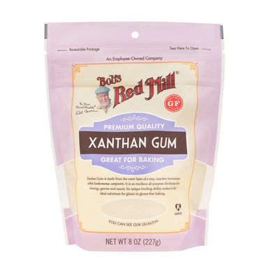 Bob's Red Mill Gluten Free Xanthan Gum Bob's Red Mill 8 Ounce