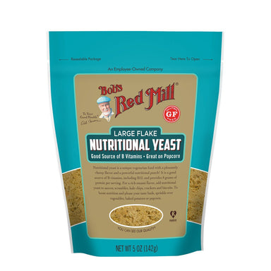Bob's Red Mill Nutritional Yeast Bob's Red Mill 5 Ounce