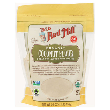 Bob's Red Mill Organic Coconut Flour Bob's Red Mill 16 Ounce