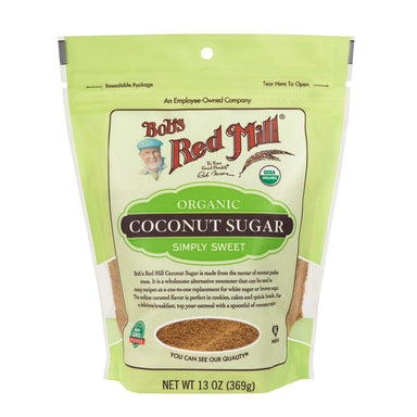 Bob's Red Mill Organic Coconut Sugar Bob's Red Mill 13 Ounce