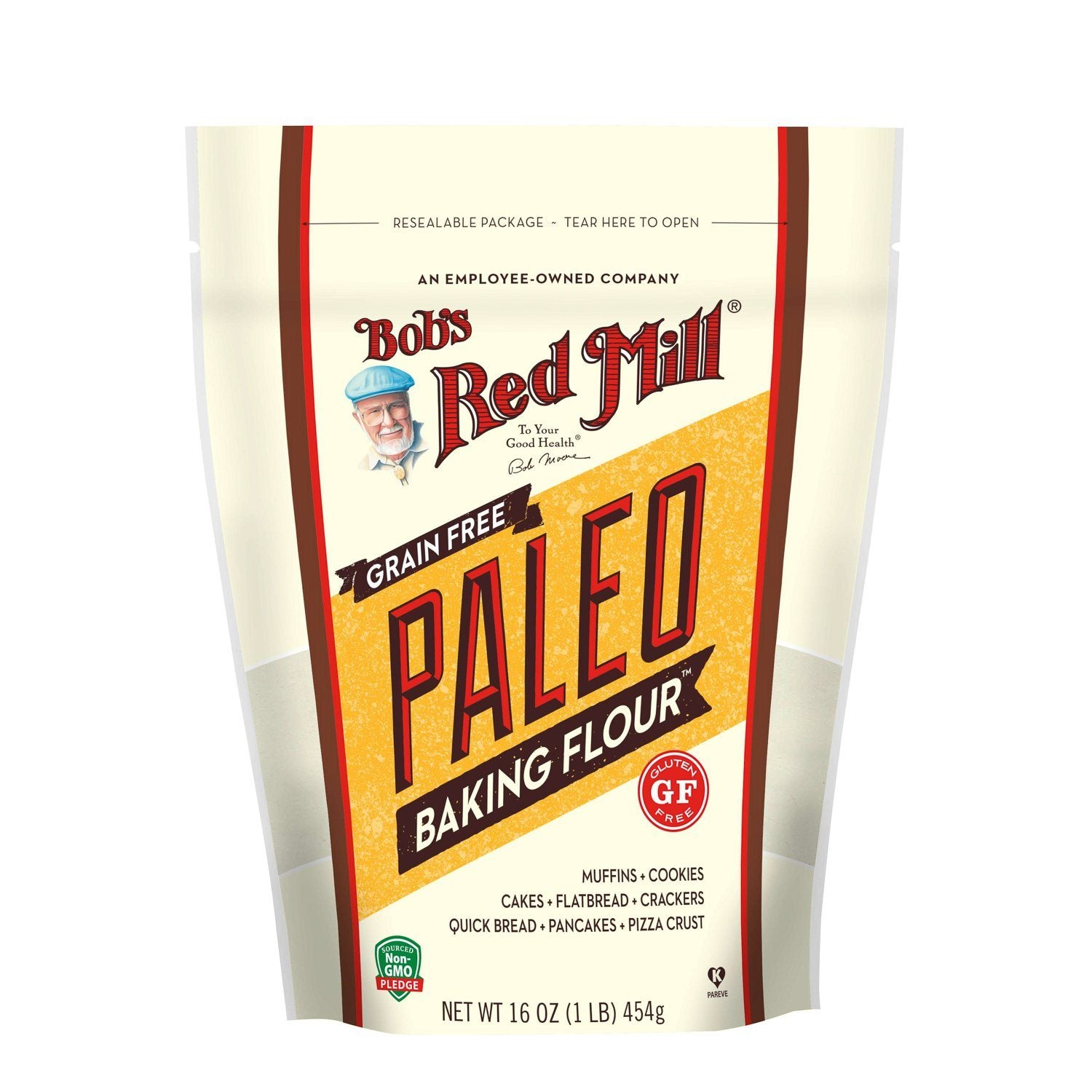 Bob's Red Mill Paleo Baking Flour Bob's Red Mill 16 Ounce