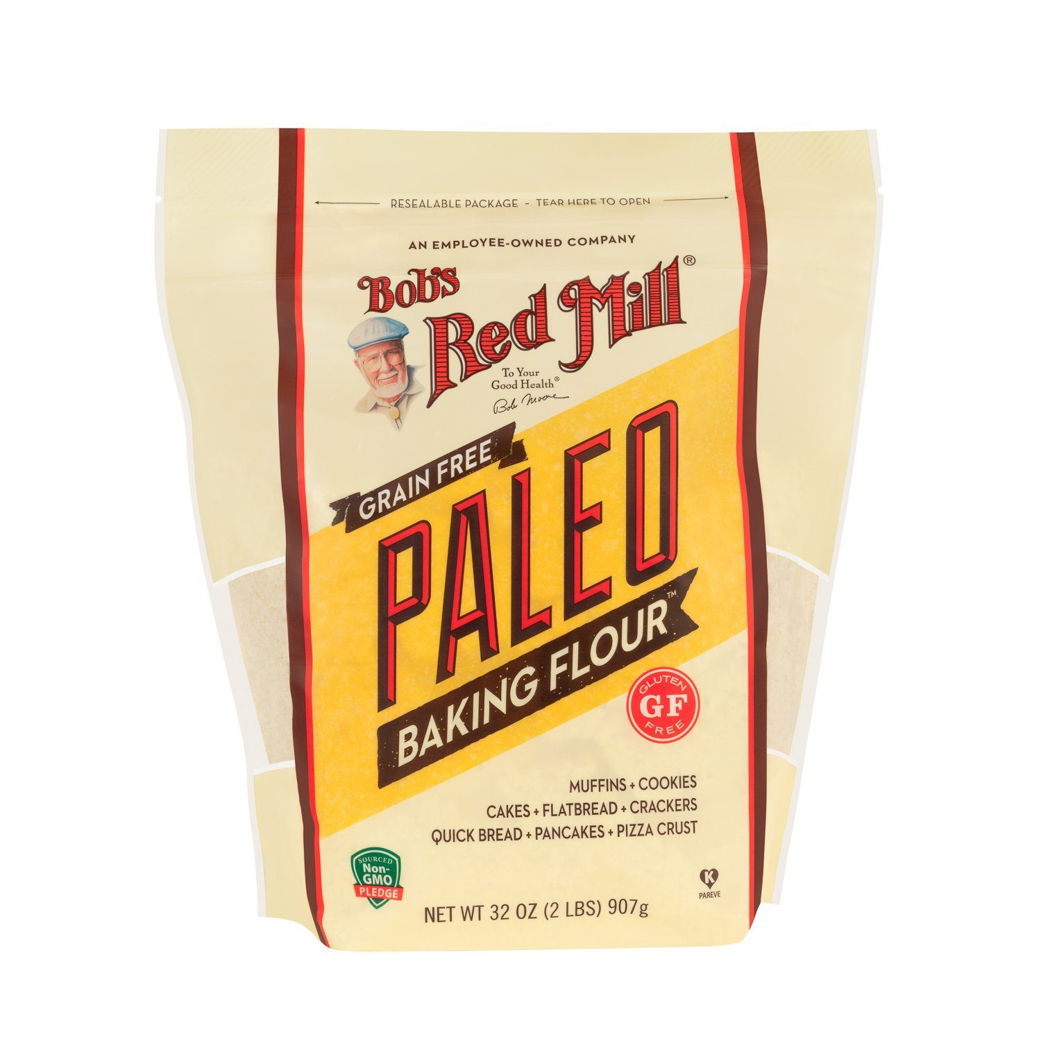 Bob's Red Mill Paleo Baking Flour Bob's Red Mill 32 Ounce
