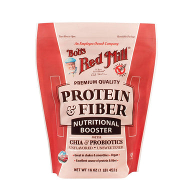 Bob's Red Mill Protein & Fiber Nutritional Booster Bob's Red Mill 16 Ounce