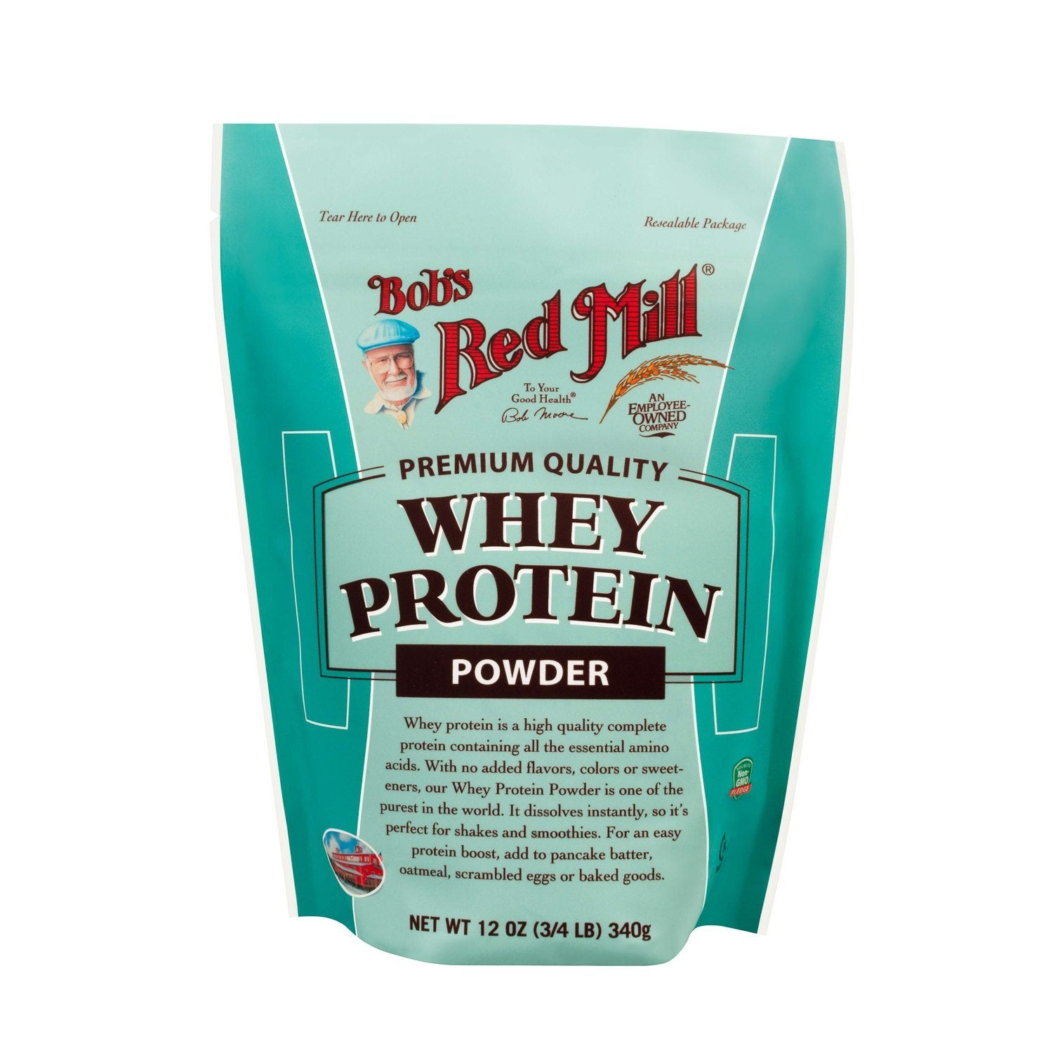 Bob's Red Mill Whey Protein Powder Bob's Red Mill 12 Ounce