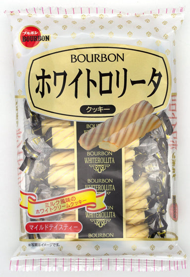 Bourbon White Rollita Cookies, 3.45 Ounce Bourbon