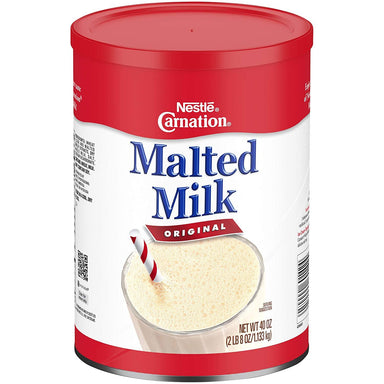 Carnation Malted Milk Nestle Original 40 Ounce