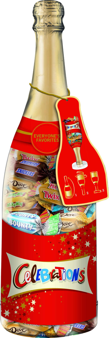 Celebrations Chocolate Candies Meltable Celebrations 21.37 Ounce