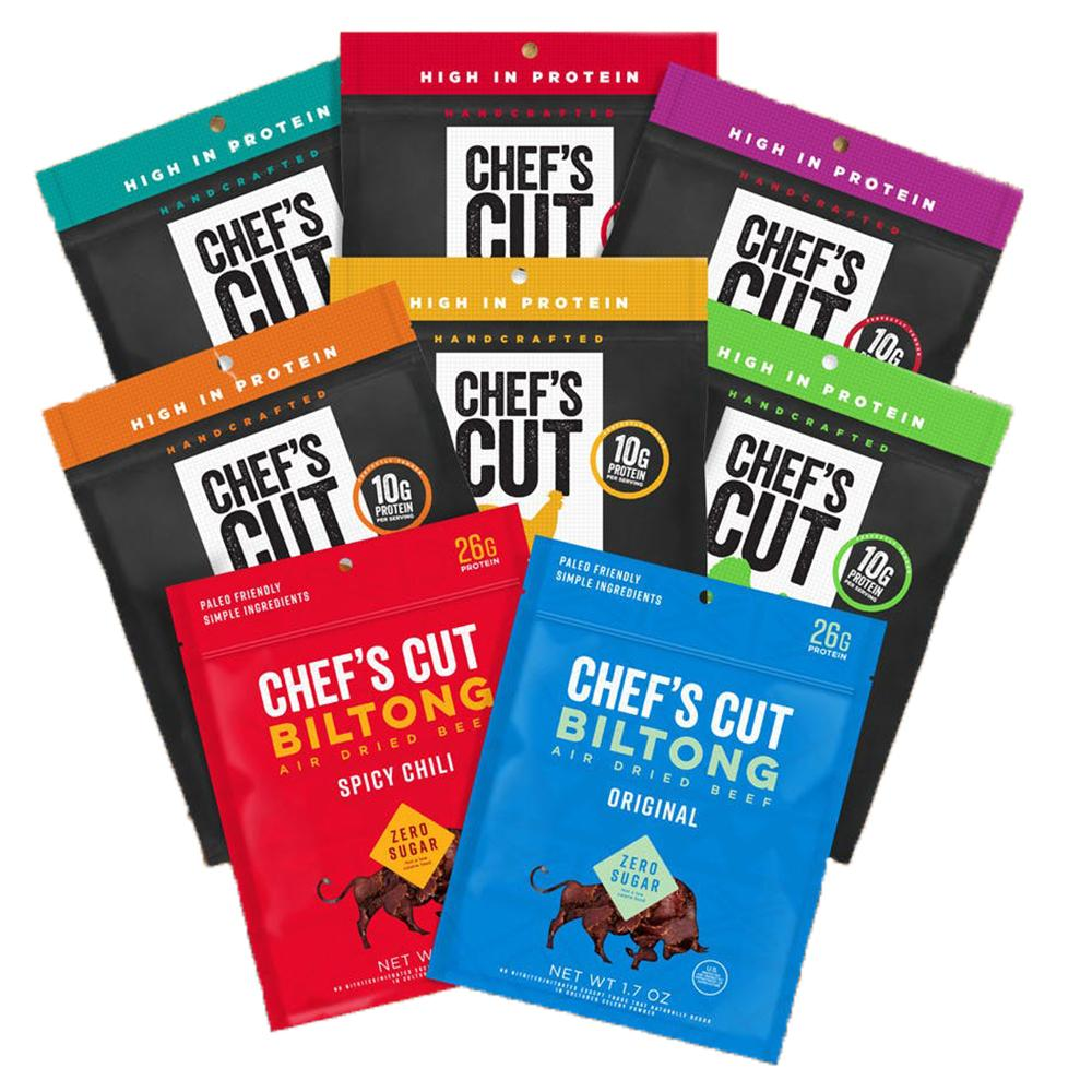 Chef's Cut Handcrafted Jerky Chef's Cut