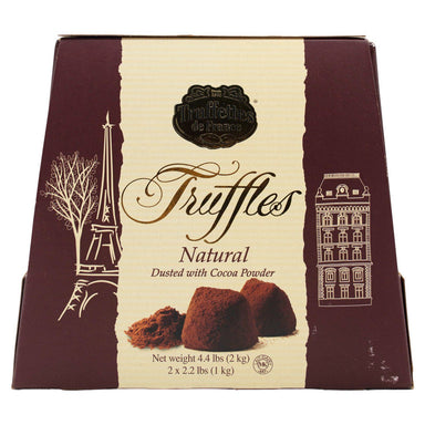 Chocmod Truffettes de France Meltable Chocmod 2.2 lbs-2 Count