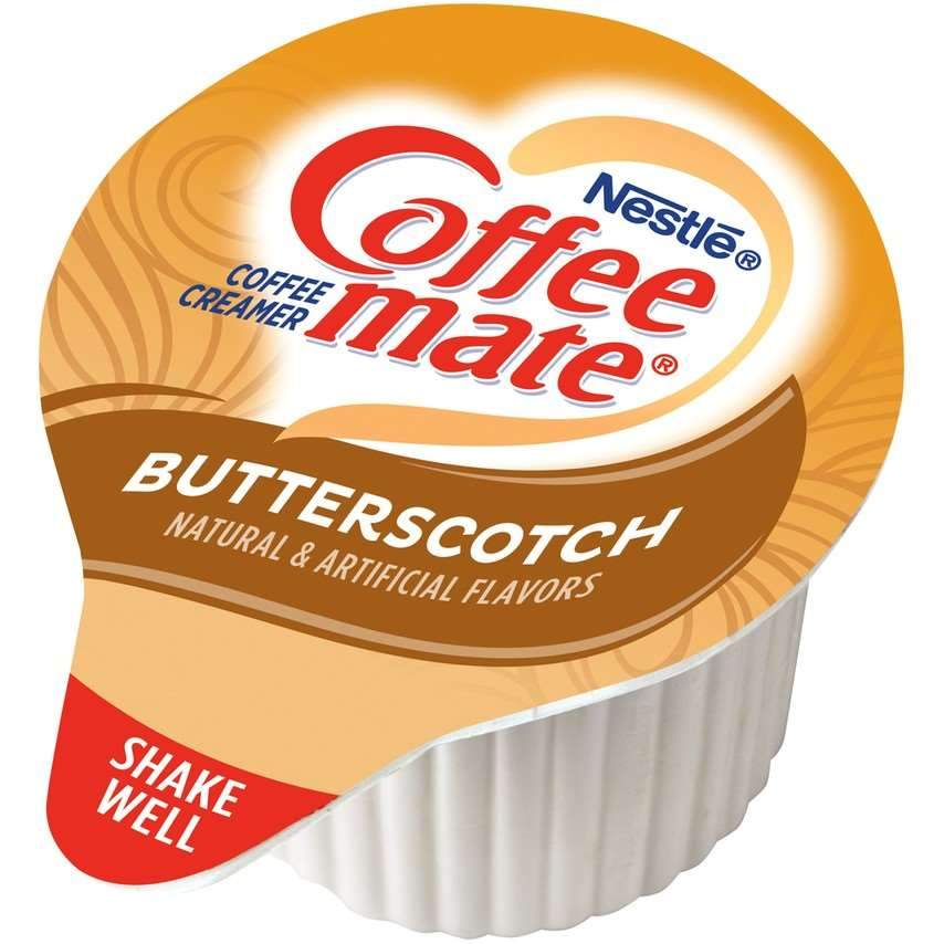 Coffee-Mate Single Serve Liquid Creamer Nestle