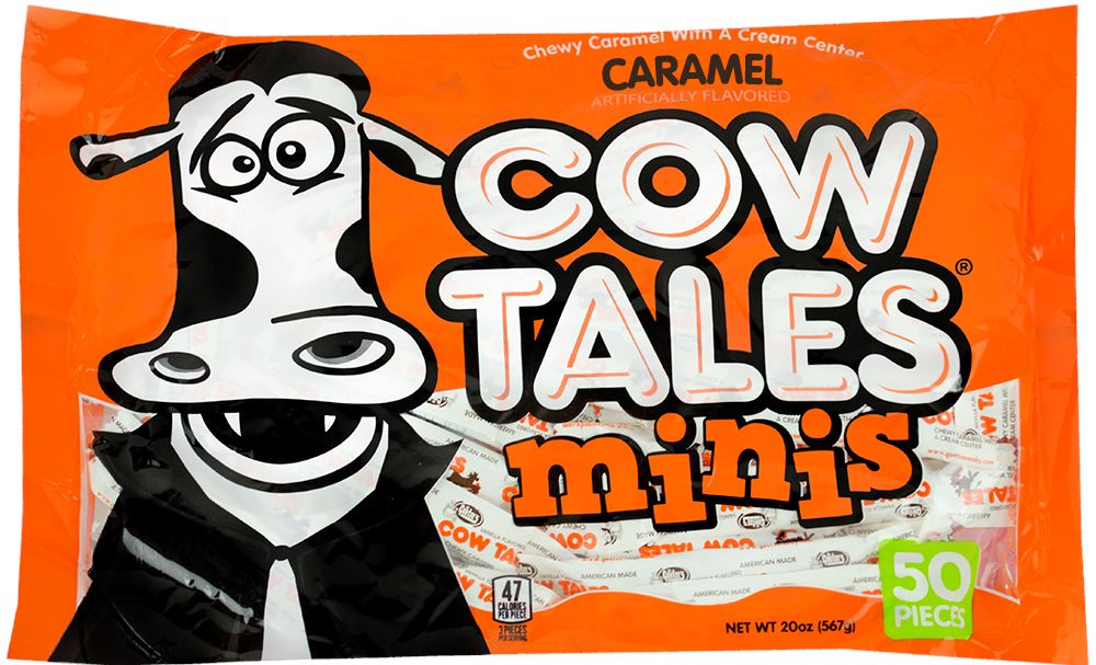 Cow Tales Candies Cow Tales Caramel 20 Ounce