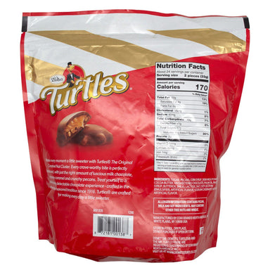 Demet's Turtles - The Original Caramel Nut Cluster Demet's