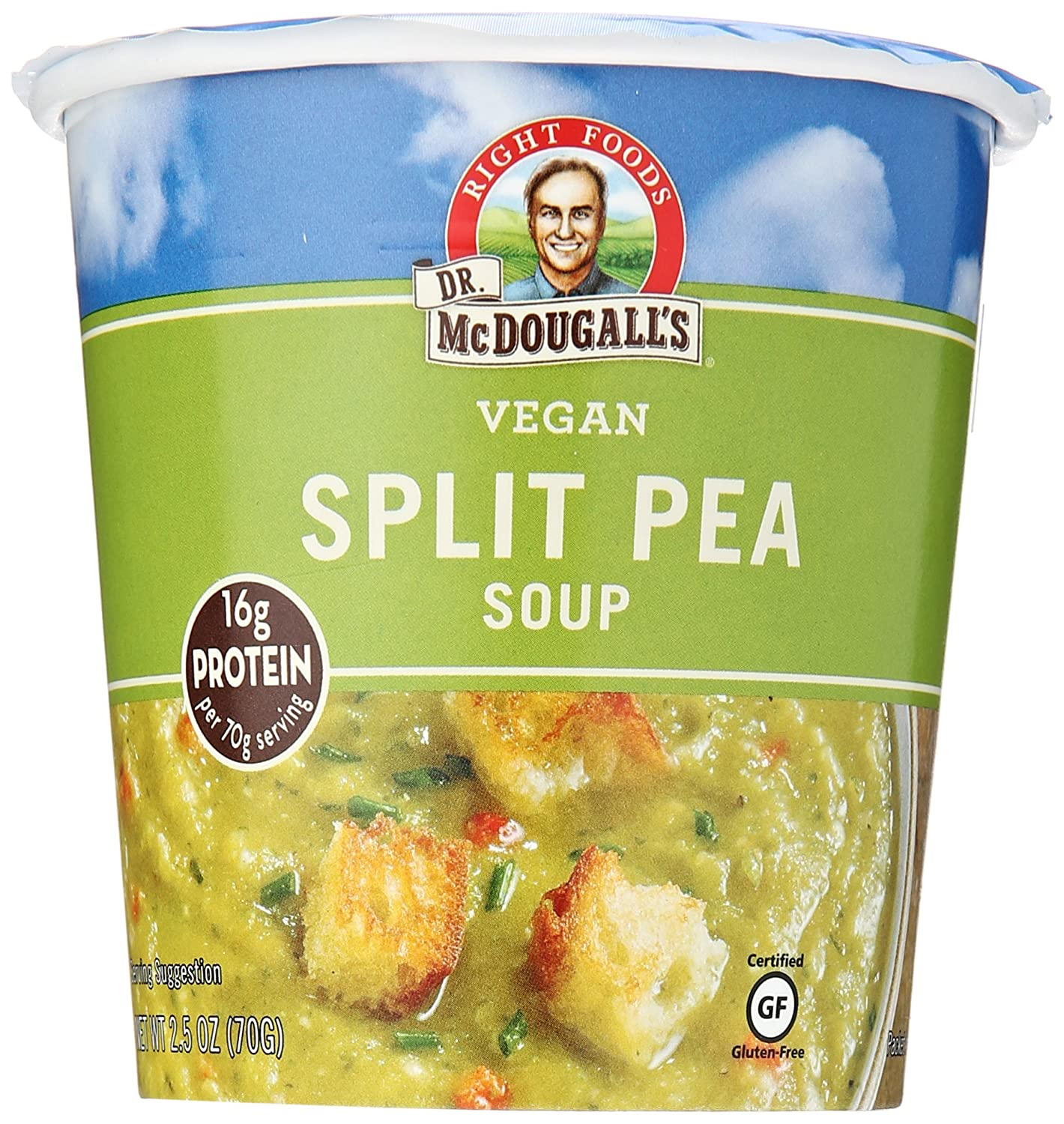 Dr. McDougall's Soup Right Foods