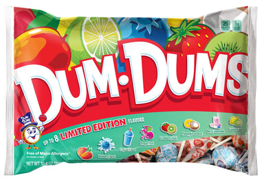 Dum Dums Lollipops Spangler Limited Edition 10.4 Ounce