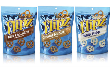 Flipz Chocolate Covered Pretzels Flipz