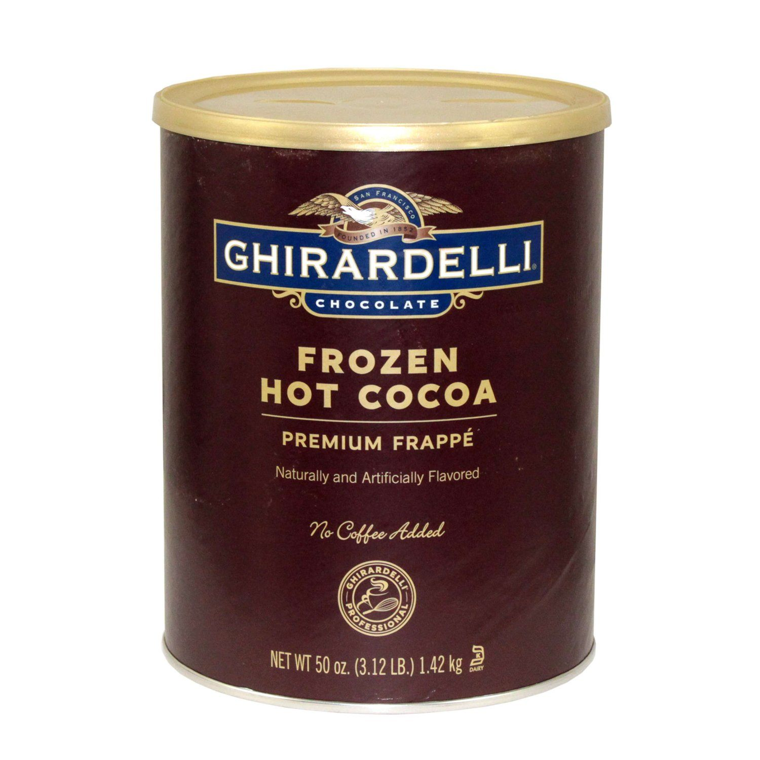 Ghirardelli Hot Cocoa Ghirardelli Frozen Hot Cocoa 50 Ounce