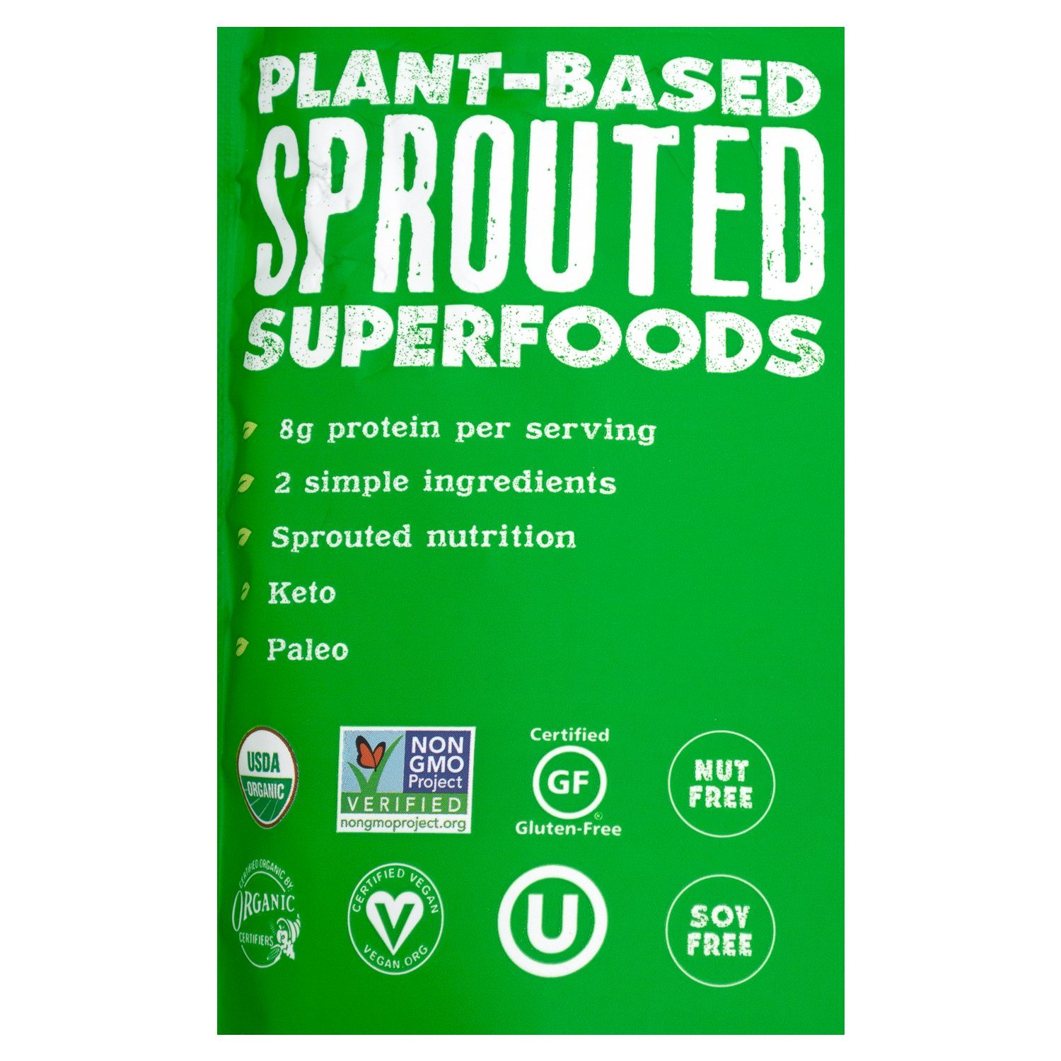 Go Raw Sprouted Organic Pumpkin Seeded Go Raw