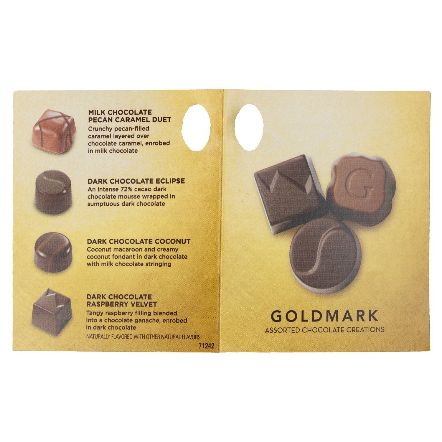 Godiva Goldmark Collection Meltable Godiva