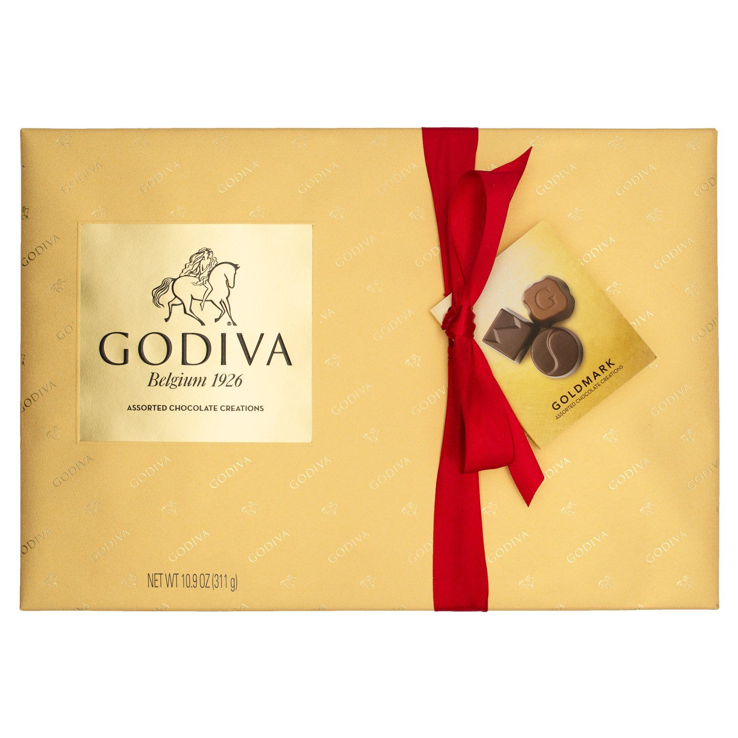 Godiva Goldmark Collection Meltable Godiva Original 10.9 Ounce