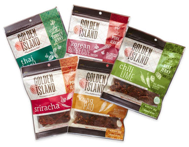 Golden Island Jerky Golden Island