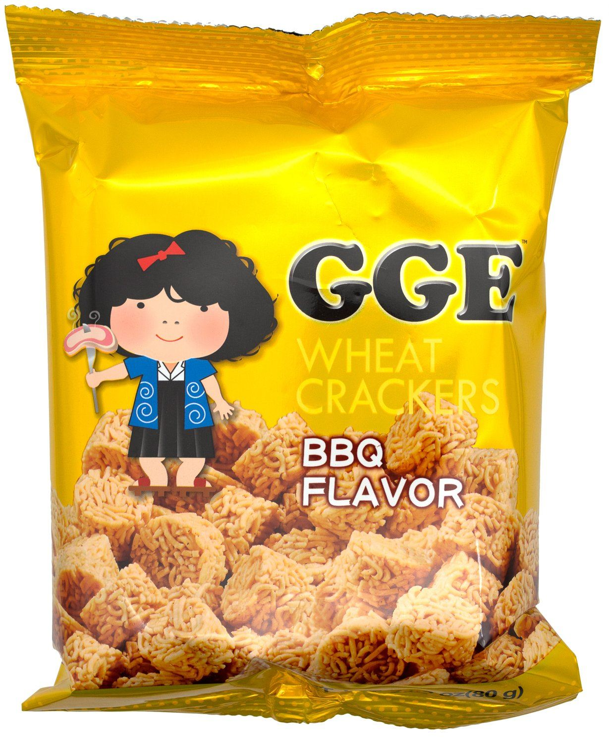 Good Good Eat Crackers Good Good Eat BBQ 2.82 Ounce