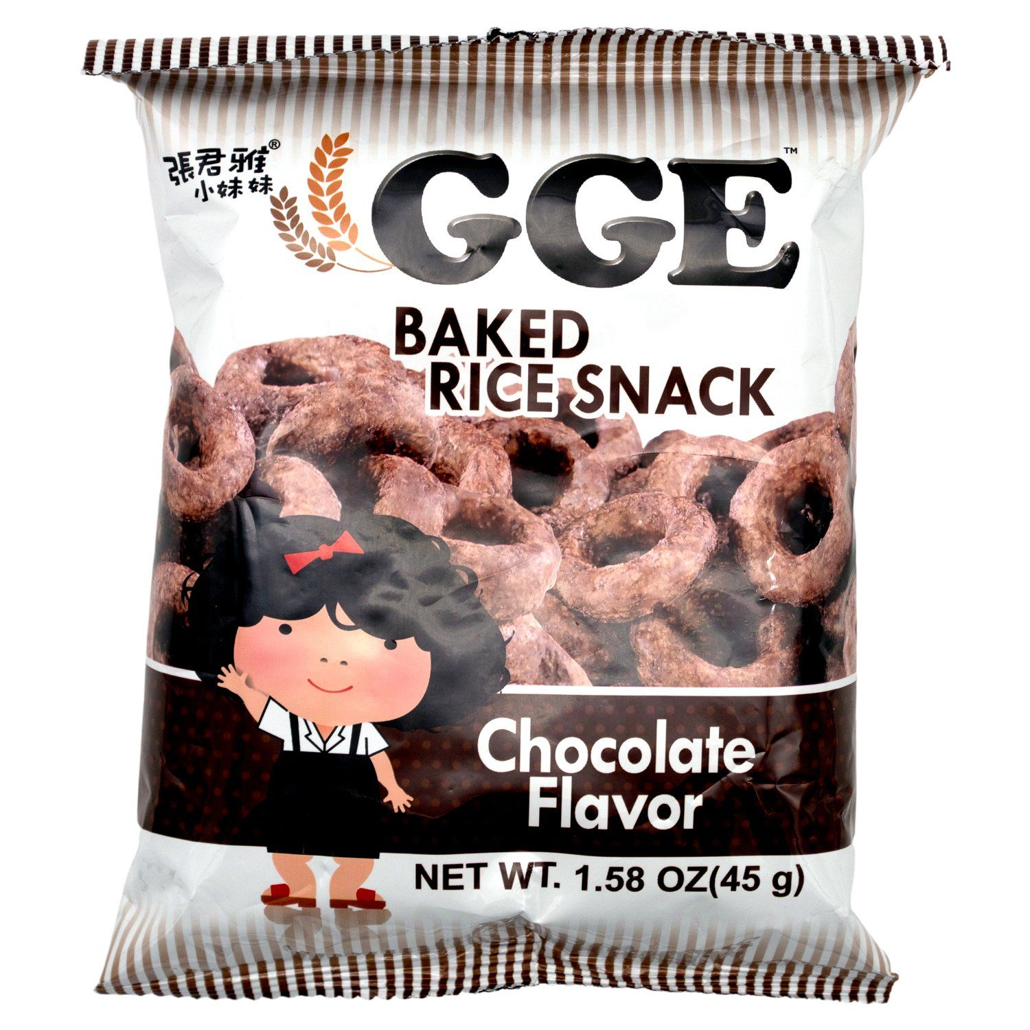Good Good Eat Crackers Good Good Eat Chocolate 1.58 Ounce