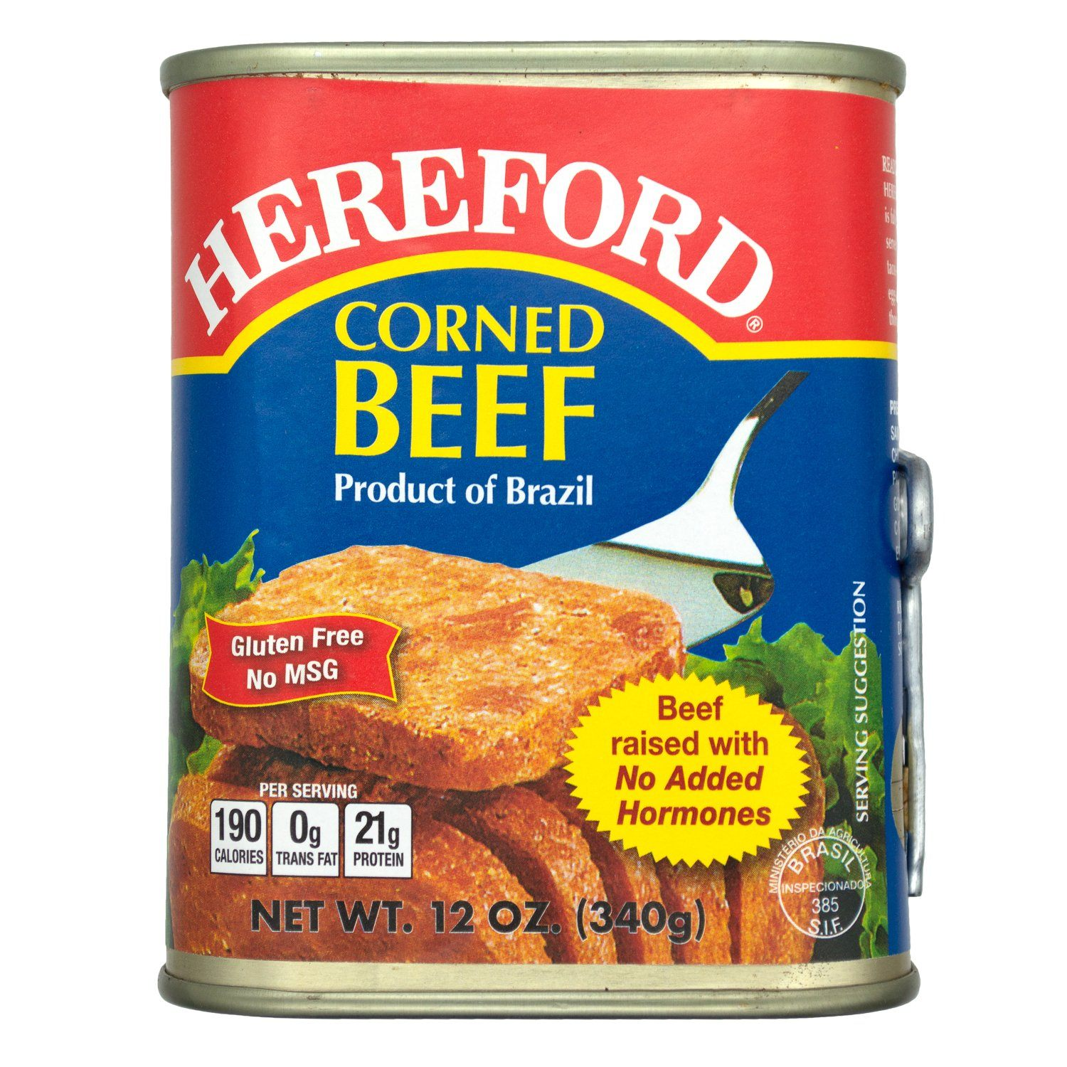 Hereford Corned Beef Hereford Original 12 Ounce