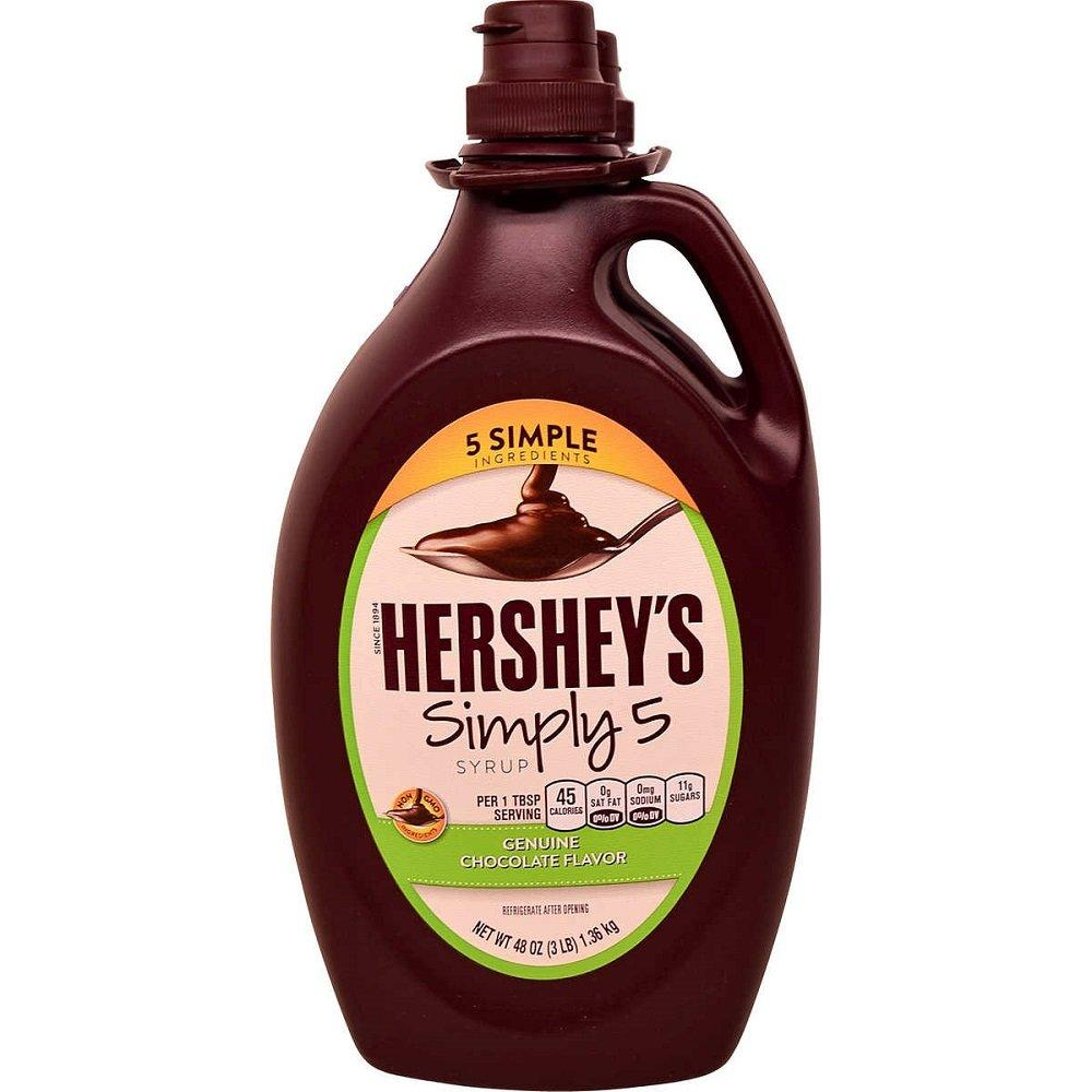 Hershey's Syrup Hershey's Simply 5 48 Ounce