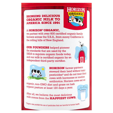 Horizon Organic Instant Dry Whole Milk Horizon Organic