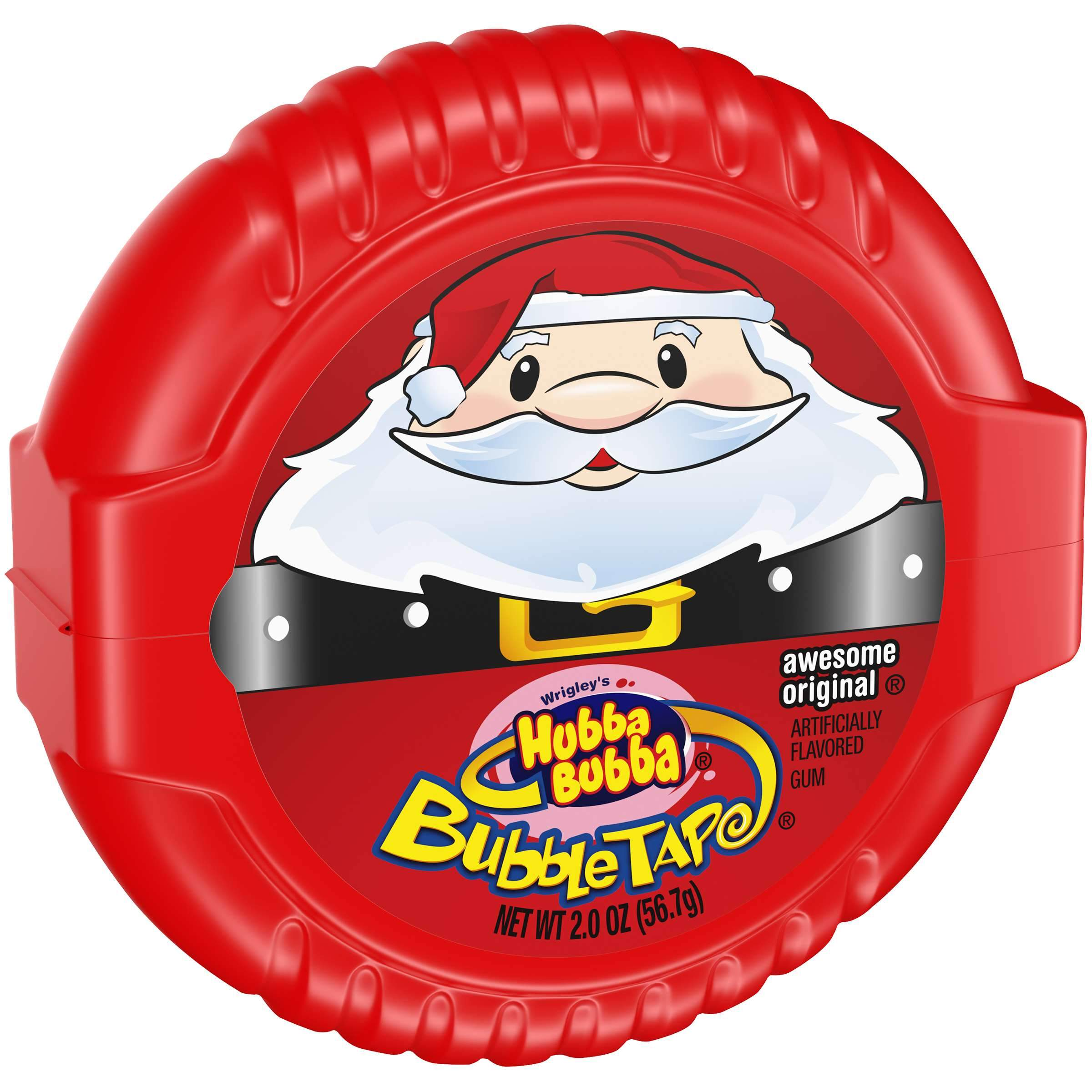 Hubba Bubba Bubble Gum Hubba Bubba Holiday 2 Ounce