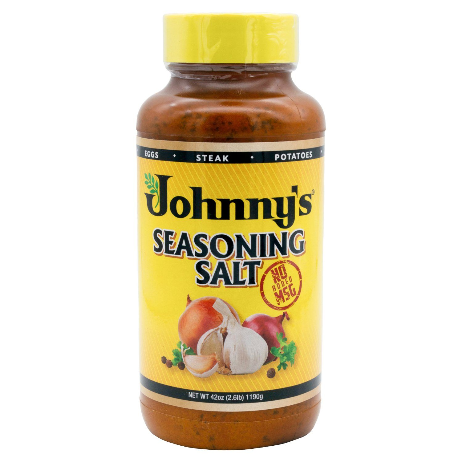 Johnny's Seasoning Salt Johnny's 42 Ounce