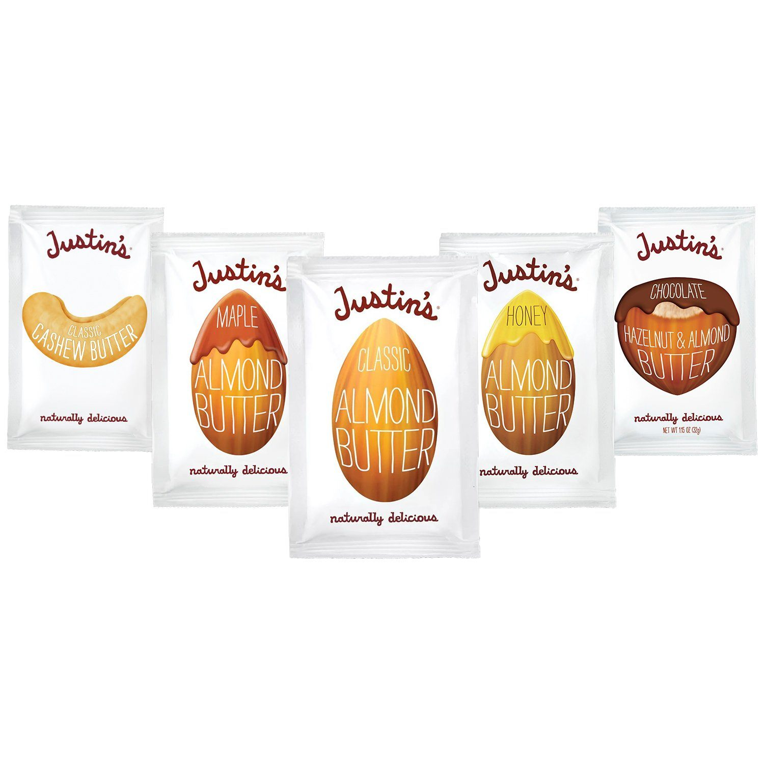 Justin's Nut Butter Squeeze Packs Justin's