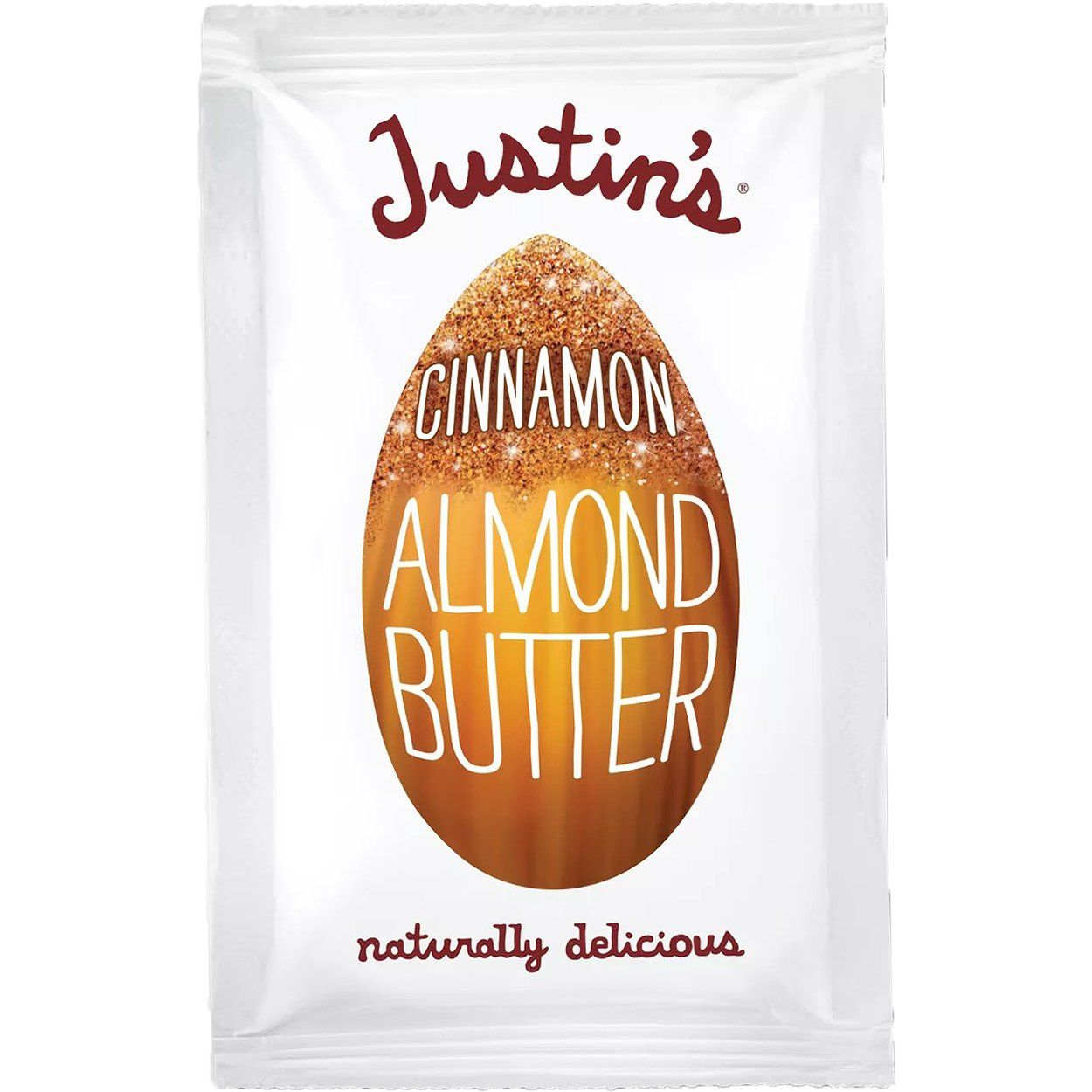 Justin's Nut Butter Squeeze Packs Justin's Almond Butter Cinnamon 1.15 Ounce