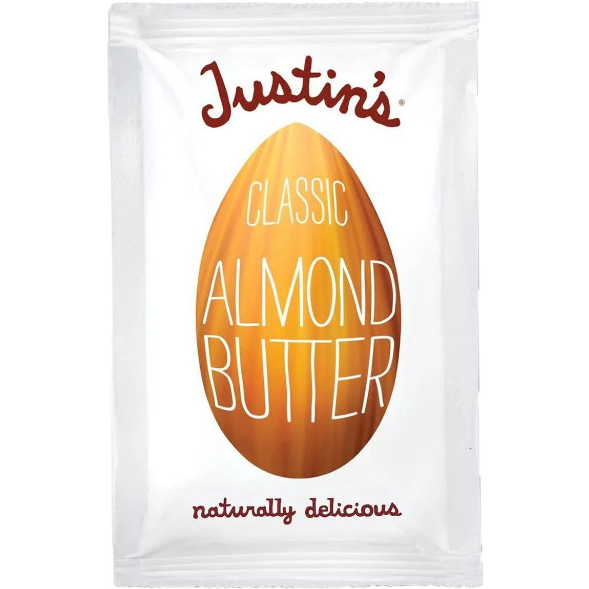Justin's Nut Butter Squeeze Packs Justin's Almond Butter Classic 1.15 Ounce