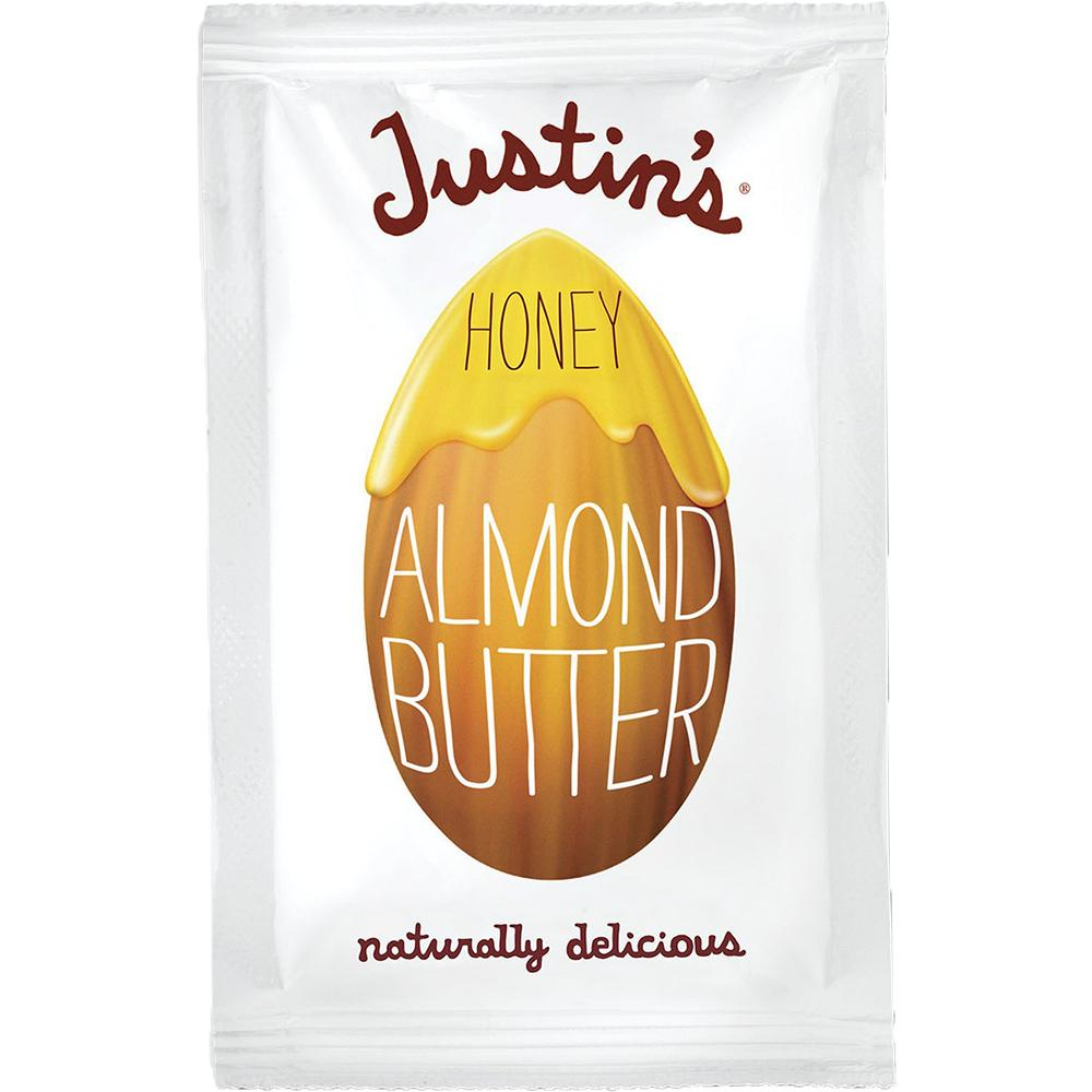 Justin's Nut Butter Squeeze Packs Justin's Almond Butter Honey 1.15 Ounce
