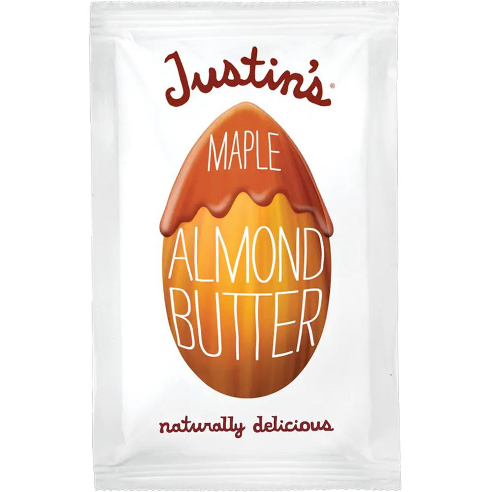 Justin's Nut Butter Squeeze Packs Justin's Almond Butter Maple 1.15 Ounce