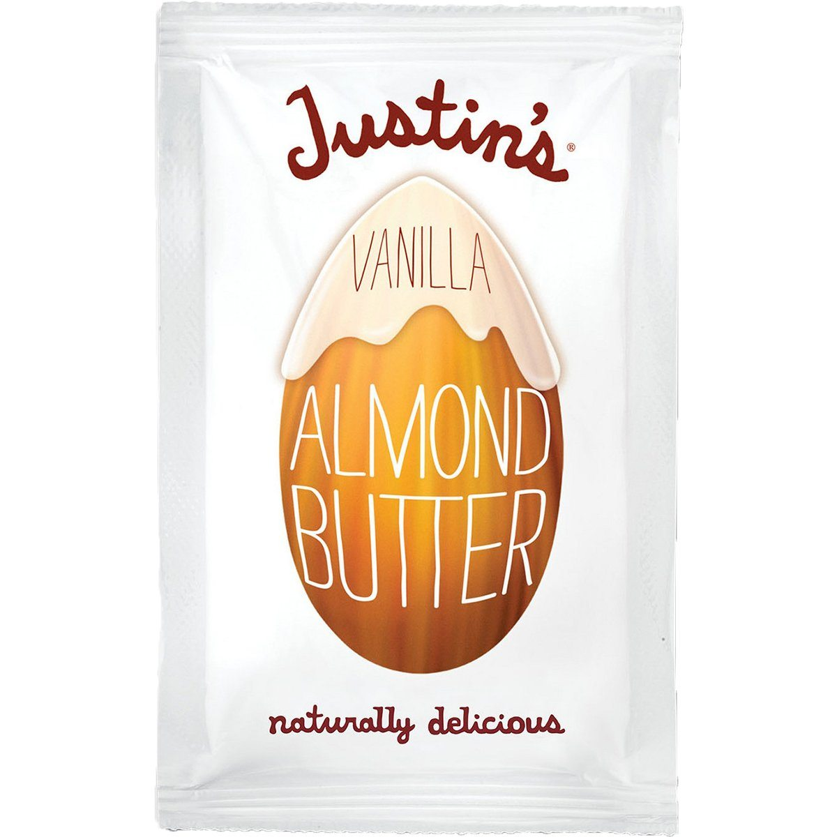 Justin's Nut Butter Squeeze Packs Justin's Almond Butter Vanilla 1.15 Ounce