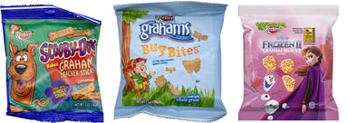 Keebler Graham Cracker Snack Packs Keebler