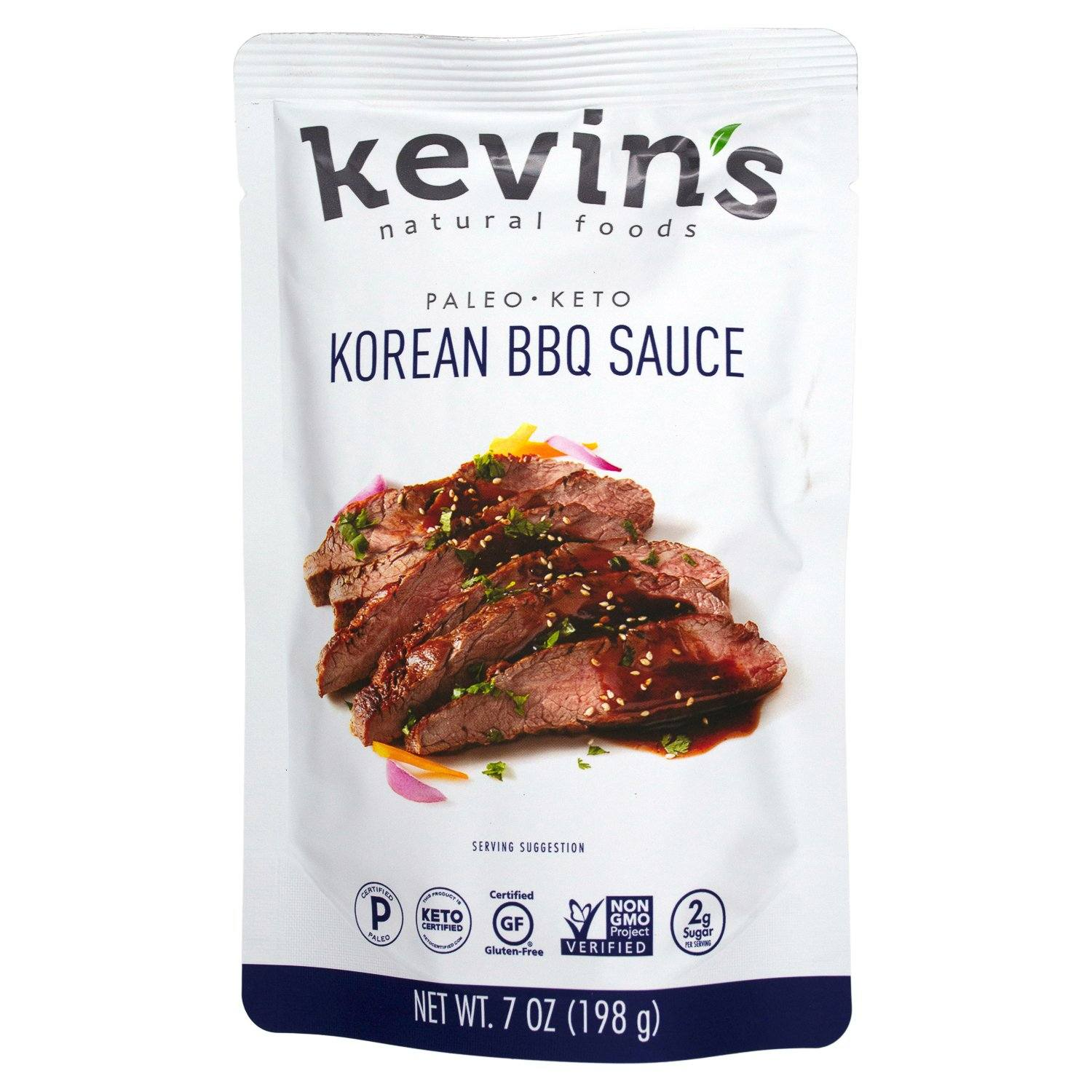 Kevin's Natural Foods Keto and Paleo Simmer Sauce Kevin's Natural Foods