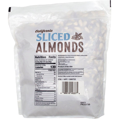 Kirkland Signature California Sliced Almonds Kirkland Signature