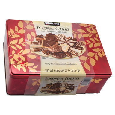 Kirkland Signature European Cookies Meltable Kirkland Signature