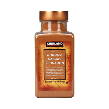 Kirkland Signature Ground Saigon Cinnamon, 10.7 Ounce Kirkland Signature
