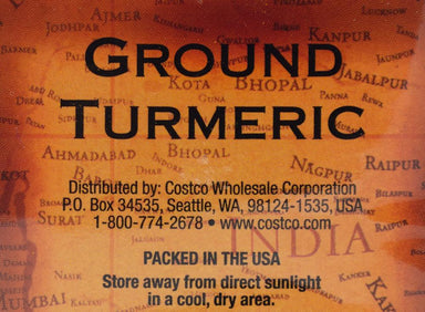 Kirkland Signature Ground Turmeric Kirkland Signature