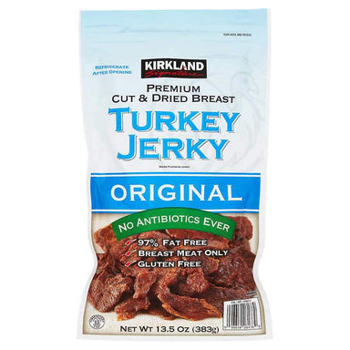 Kirkland Signature Turkey Jerky, 13.5 Ounce Kirkland Signature