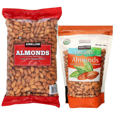 Kirkland Signature Whole Almonds Kirkland Signature